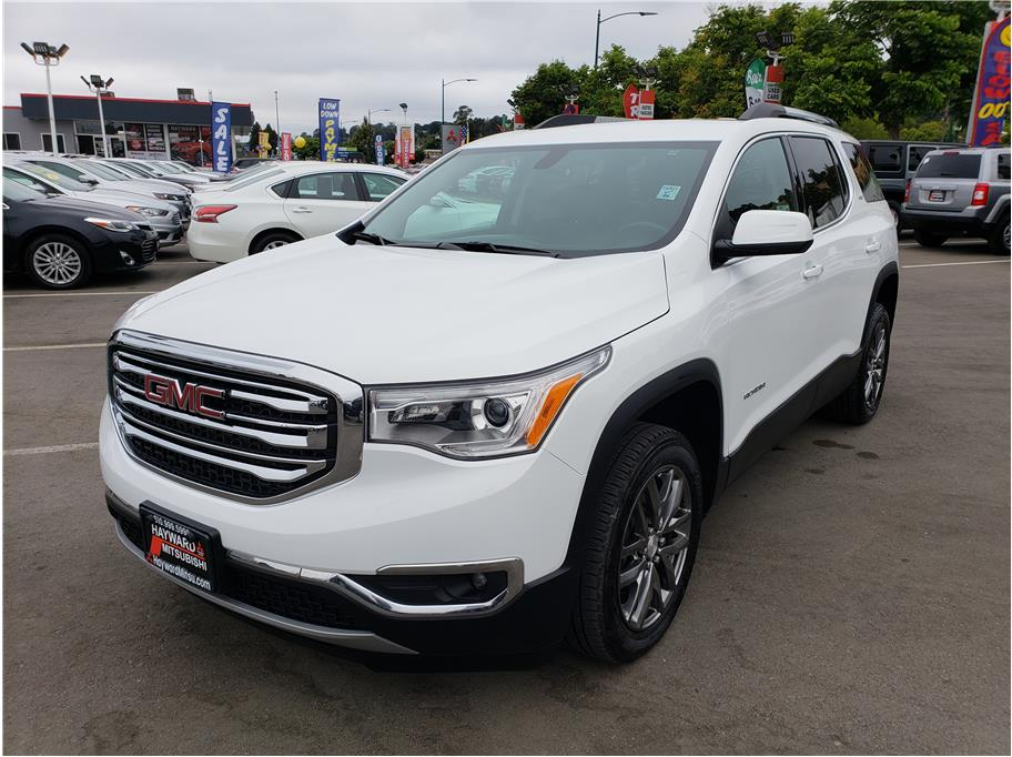 Pre Owned 2017 Gmc Acadia Slt 1 Sport Utility 4d