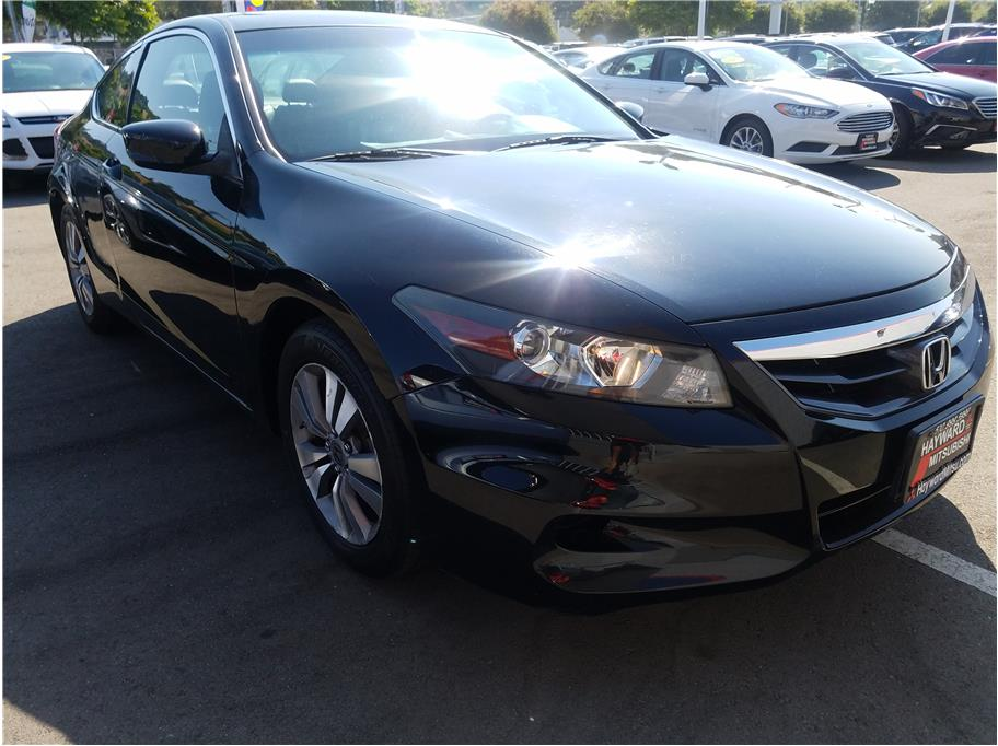 Pre Owned 2012 Honda Accord EX L Coupe 2D