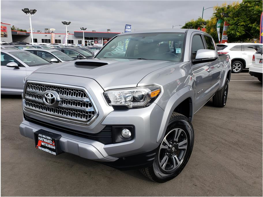 Pre Owned 2016 Toyota Tacoma Double Cab Trd Sport Pickup 4d 6 Ft