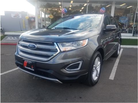 Pre-Owned 2015 Ford Edge SEL Sport Utility 4D